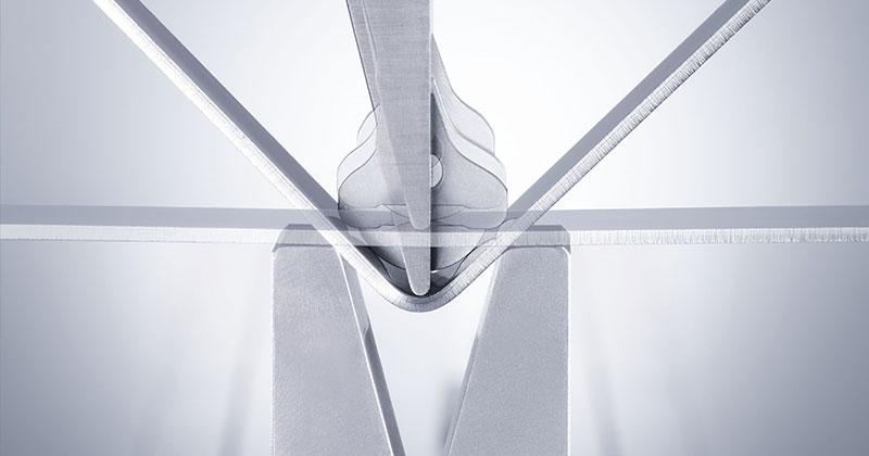 CNC ohýbanie